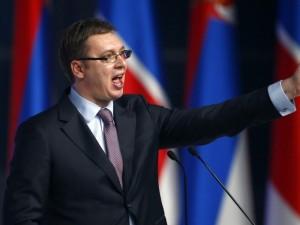 """Aleksandras Vučičius: """"Serbijos progresui reikia sveikos tautos"""""""