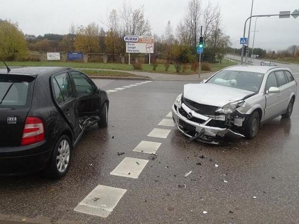 BTA: senjorai sukelia kas dešimtą eismo įvykį