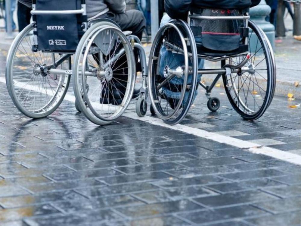 """Antradienį - įspėjamasis dirbančių neįgaliųjų mitingas """"Leiskite dirbti"""""""