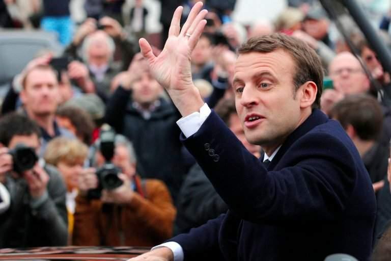 Emmanuelis Macronas: galbūt būsimas Prancūzijos vadovas, vos netapęs gydytoju