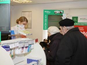 Naujos vaistų politikos kregždės: brutaliai žlugdoma inovatyvi sudėtinių vaistų koncepcija