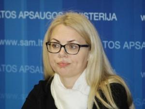 VTEK rekomenduoja keisti Kristinos Garuolienės kuruojamą veiklos sritį