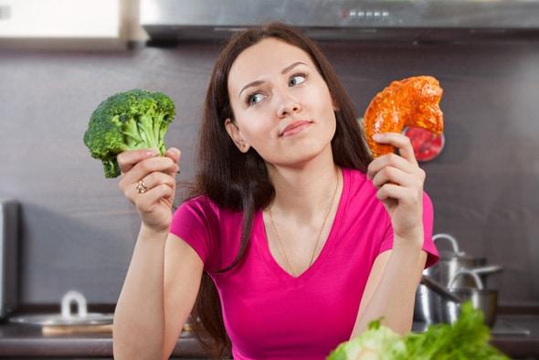 Metas apversti mitybos įpročius aukštyn kojomis