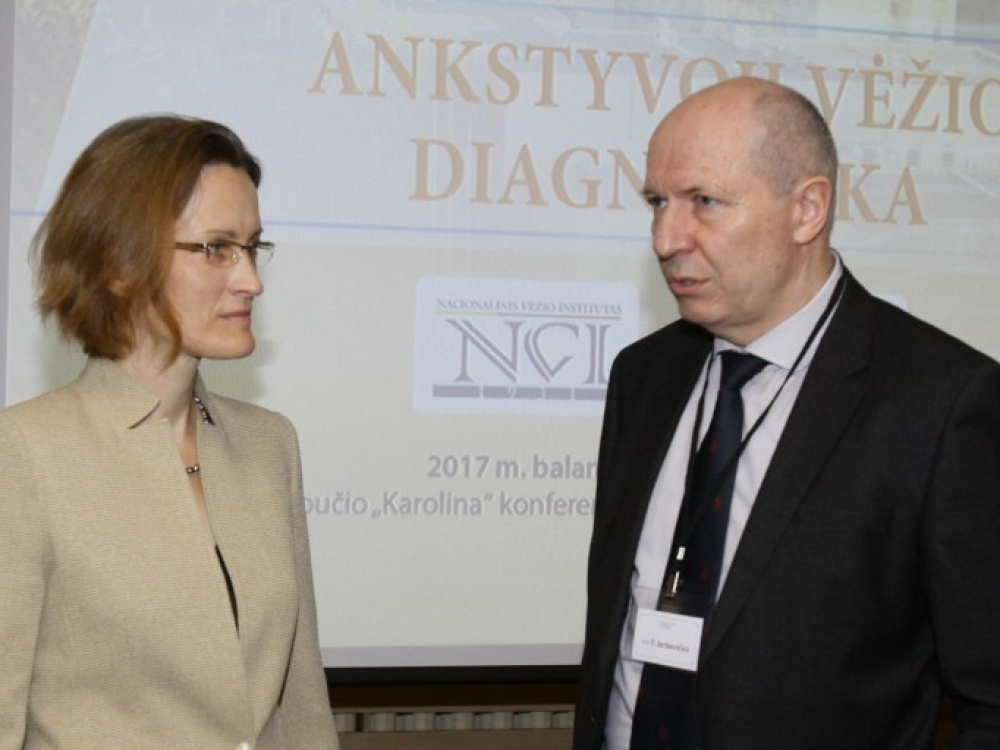 Onkologai turi planą, kaip pagerinti epidemiologinę vėžio situaciją