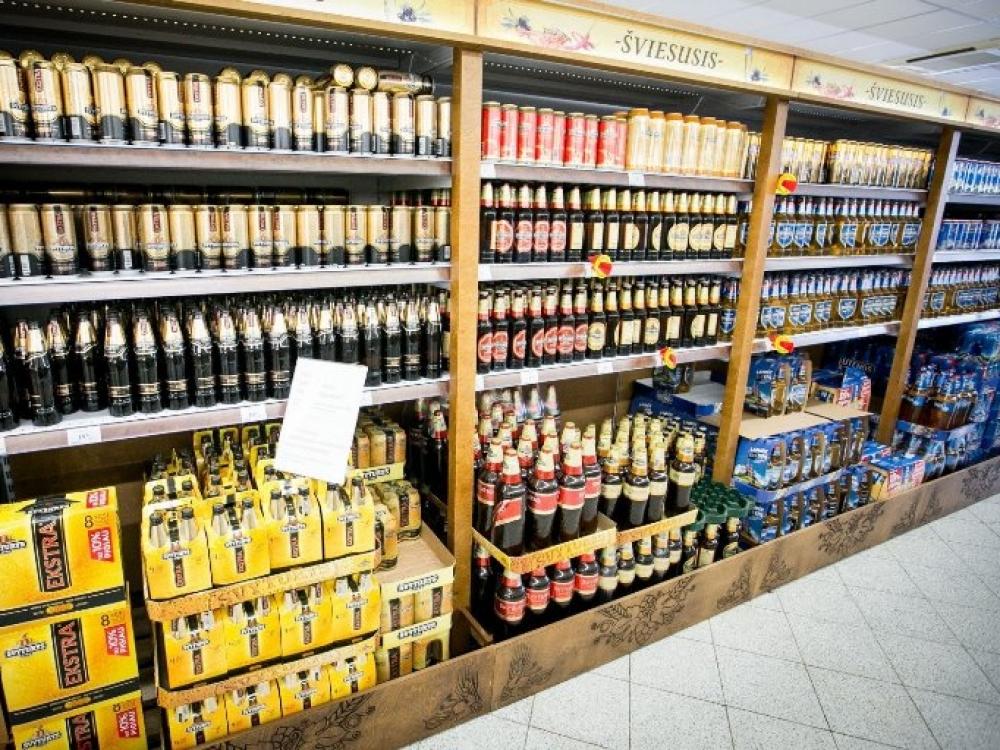 Seimas - prieš stipraus alaus prekybos griežtinimą
