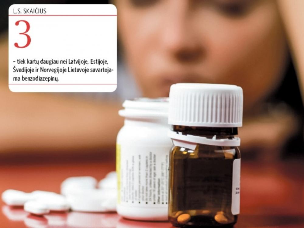 visų raminamųjų vaistų nuo hipertenzijos)