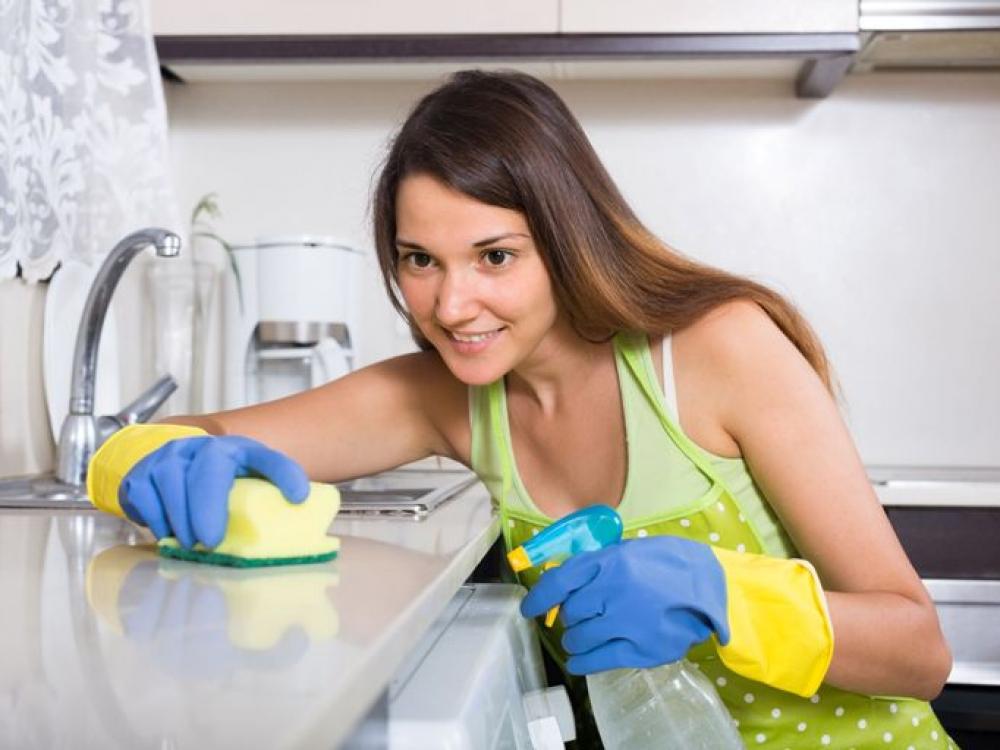 Kaip švarinti namus ir sveikiau, ir taupiau
