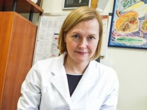 """Skaidra Valiukevičienė: """"Dermatologija – inovatyvi, bet nelengva medicinos sritis"""""""