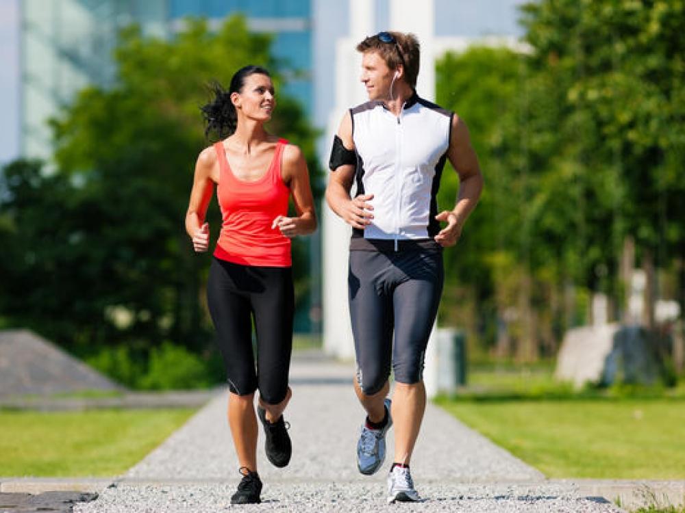 Bėgiodami visada klausykitės kūno