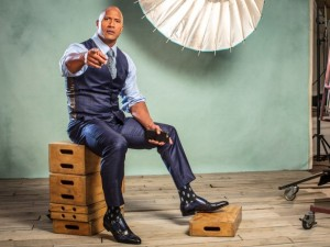 Dwayne'as Johnsonas - raumenų kalnas, praeityje kentęs nuo depresijos
