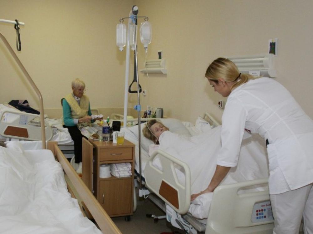 Ar slaugos ligoninės nevirs viešbučiais?