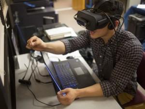 Virtuali realybė gelbės nuo psichologinių problemų