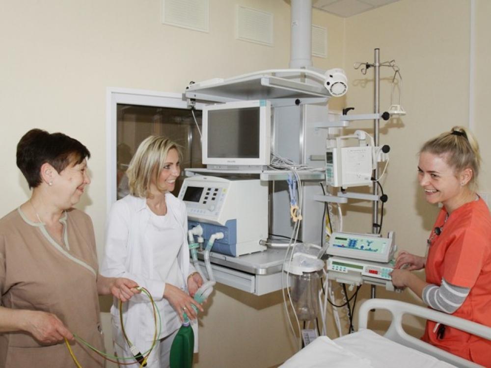 Apie meilę profesijai ir šiuolaikinę slaugytoją sveikatos sistemoje