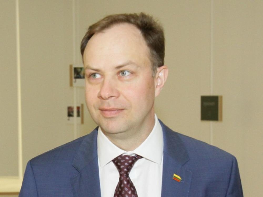 Smunka sveikatos apsaugos ministro reitingai