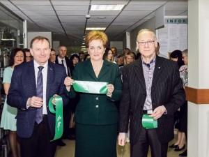 Šiaulių reabilitacijos centre – karališkas aptarnavimas