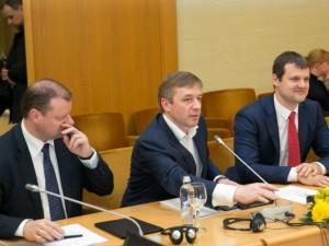 S.Skvernelis: sunku pasakyti, kokia ketvirtadienį bus socialdemokratų pozicija dėl alkoholio pataisų