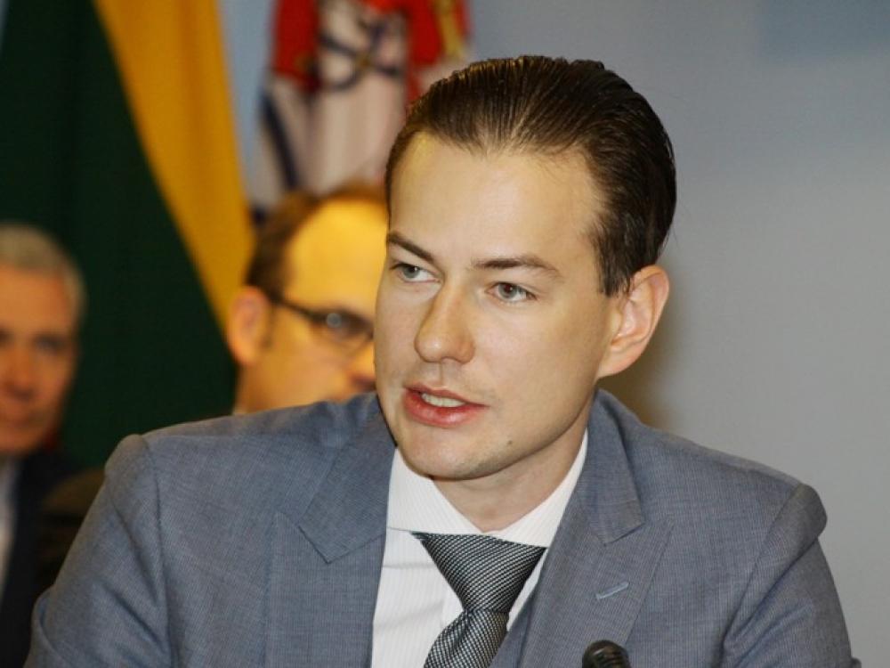 """Šarūnas Narbutas: """"Turime atrasti fondo identitetą"""""""