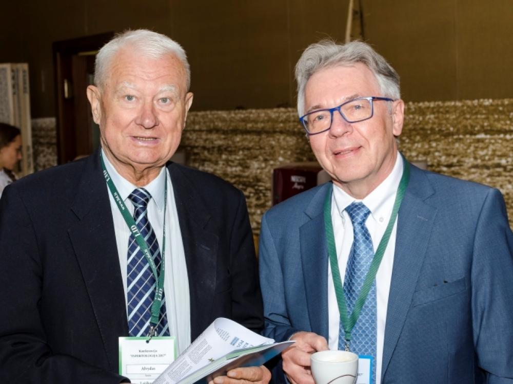 Infekcinių ligų ekspertai susibūrė Klaipėdoje