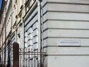 Išrinkta Vilniaus universiteto Medicinos fakulteto Taryba
