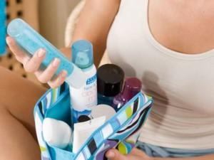 Metas patikrinti kosmetinės turinį