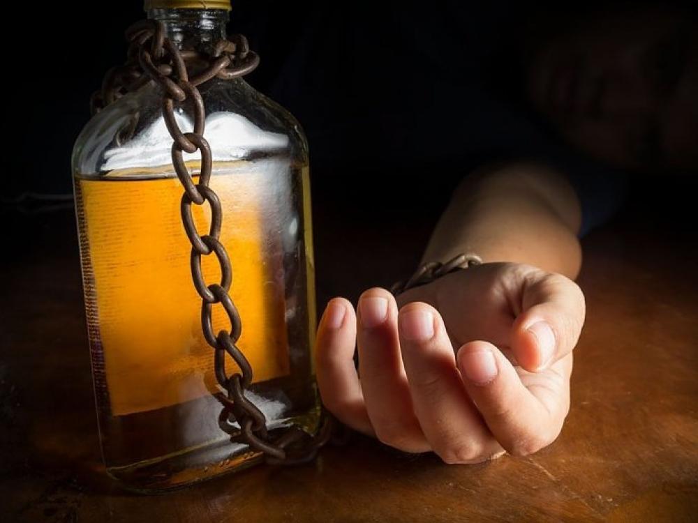 """""""Kodas"""" nuo alkoholizmo nulaužtas"""