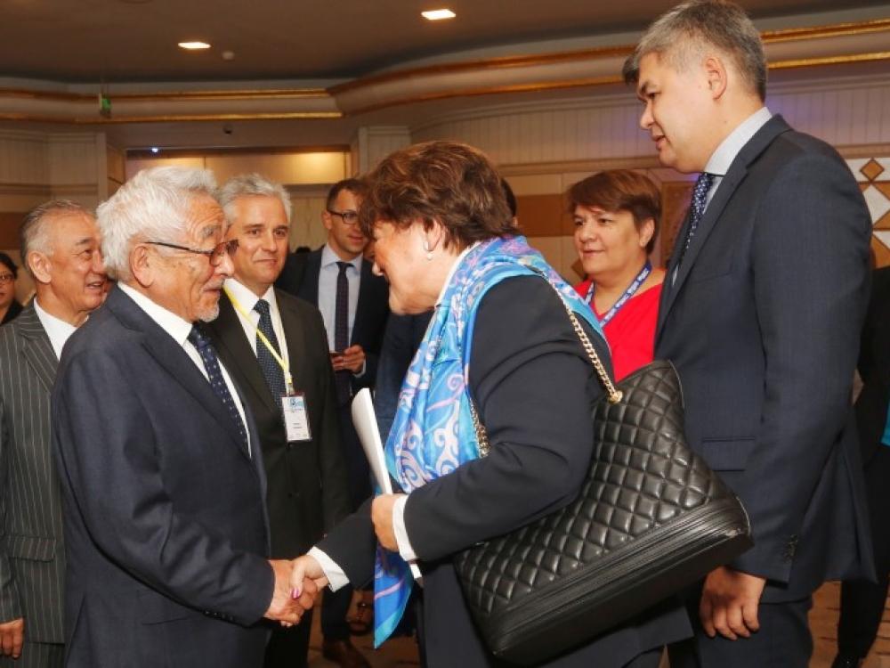 Kazachstanas įgyvendina pagal mūsų sistemą parengtą medicinos draudimo tvarką