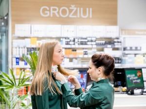 Grožio vaistinės koncepciją padiktavo klientų poreikiai