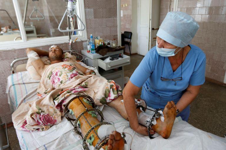 Reforma Ukrainoje – ant pacientų pečių?