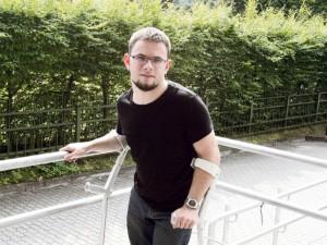 """Matas Geležauskas: """"Studijuoti universitete tikrai verta"""""""