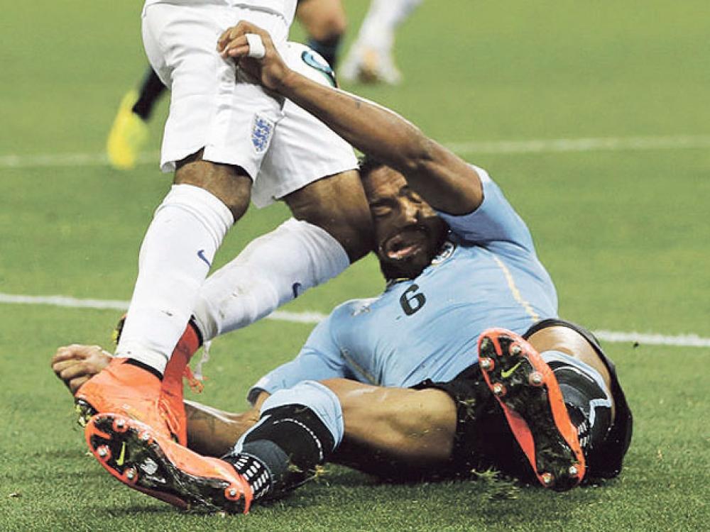 Noras laimėti, adrenalinas ir keisčiausios futbolo traumos