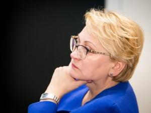 """Rasa Budbergytė: """"Sveikatos priežiūros įstaigų vadovai neturėtų būti gydytojai"""""""