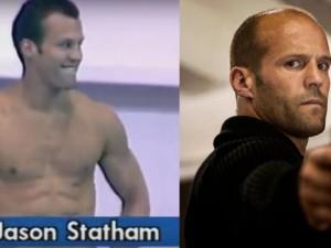 Jasonas Stathamas šuolininko į vandenį karjerą iškeitė į aktorystę