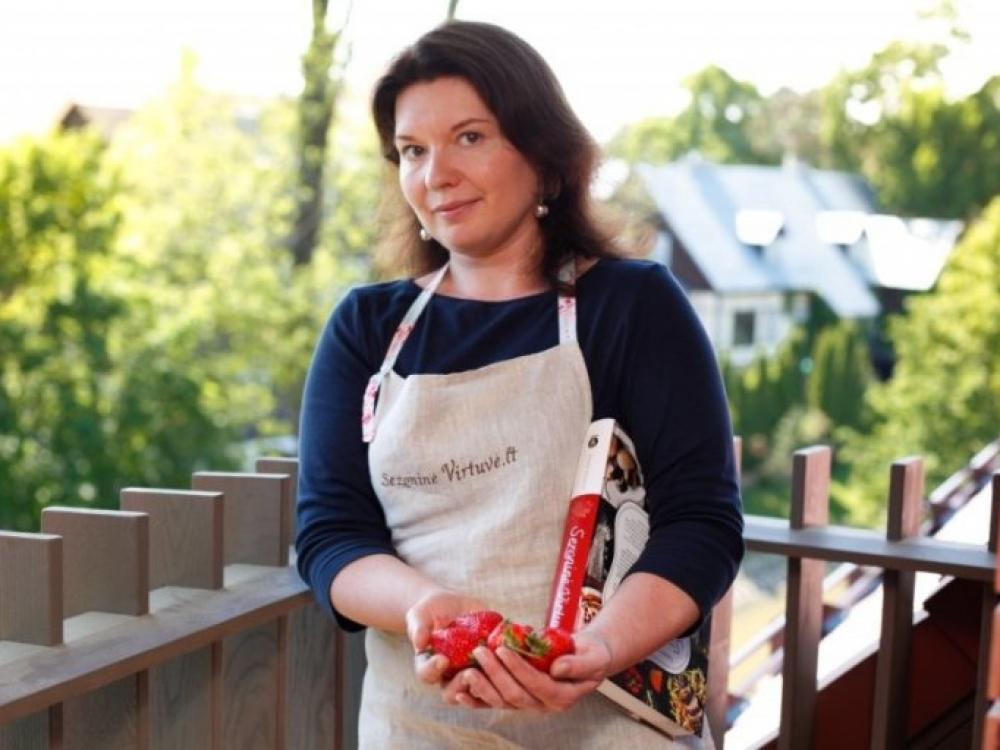 """Renata Ničajienė: """"Sveikas maistas – tai ilgalaikė investicija į save"""""""