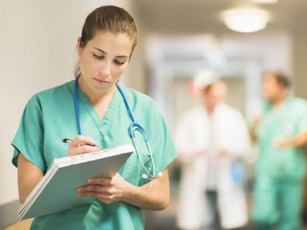 Tyrimas: dauguma jaunųjų gydytojų lieka Lietuvoje