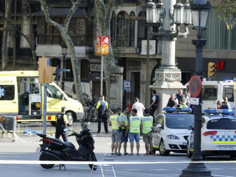 Ispaniją sudrebinę teroro išpuoliai: žudikai ketino panaudoti dujas