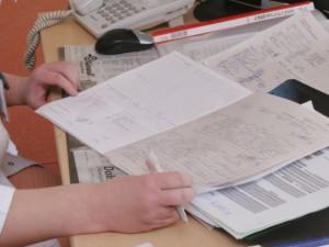 Gydymo įstaigose bus atsisakoma popierinių dokumentų