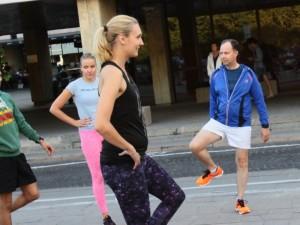"""Sveikatos apsaugos ministras: """"Turi bėgti tiek, kiek gali"""""""