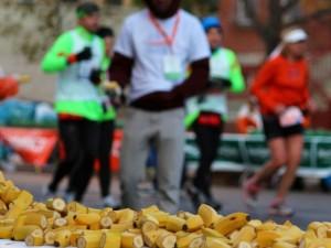 Ką valgyti ruošiantis maratonui