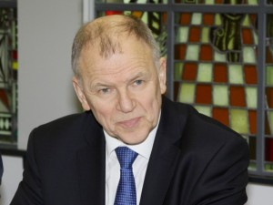 Lietuvoje lankosi eurokomisaras V.P.Andriukaitis