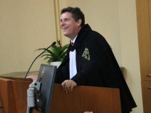 Prof. Algirdas Utkus išrinktas Europos medicinos mokyklų asociacijos Vykdomojo komiteto nariu