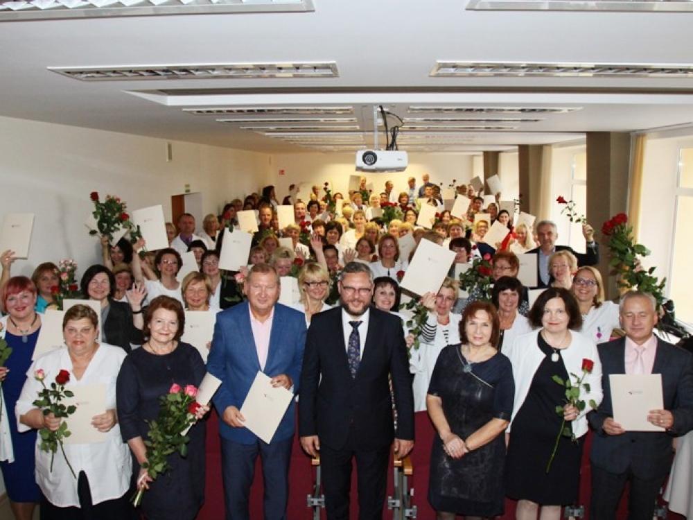 Jubiliejų mininti Respublikinė Kauno ligoninė kelia naujus tikslus