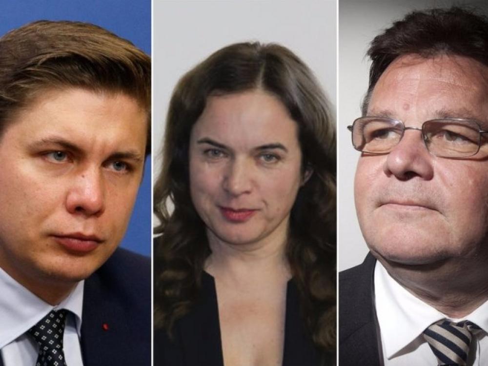 Socialdemokratų ministrai apsisprendė: du lieka, vienas traukiasi