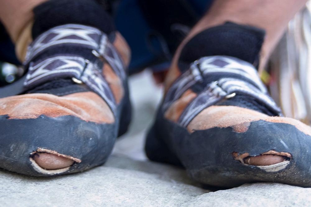 Ir žiemą, ir vasarą su tuo pačiu apavu
