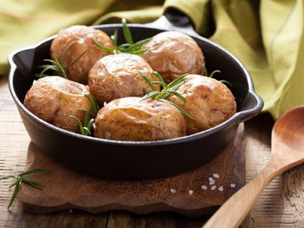 Bulvės lieknėjantiems – ne tabu