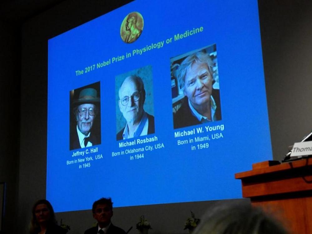 Paskelbti Nobelio premijos laureatai už pasiekimus medicinos ir fiziologijos srityje