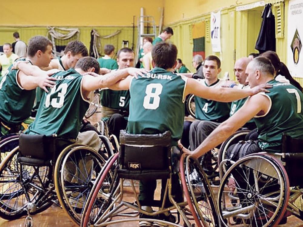 Neįgaliesiems – dar daugiau socialinės integracijos galimybių