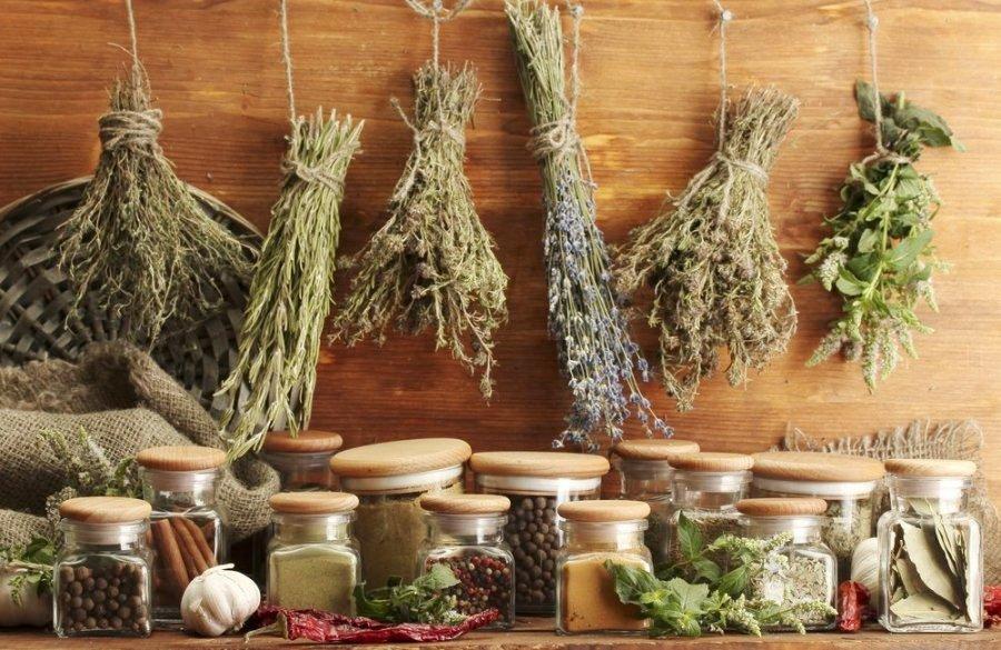 Prieskoniai gardina maistą ir stiprina sveikatą