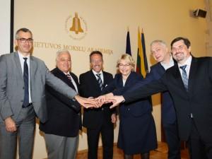 Užsienio kolegos Lietuvą laiko pažangiu partneriu kraujo donorystės srityje
