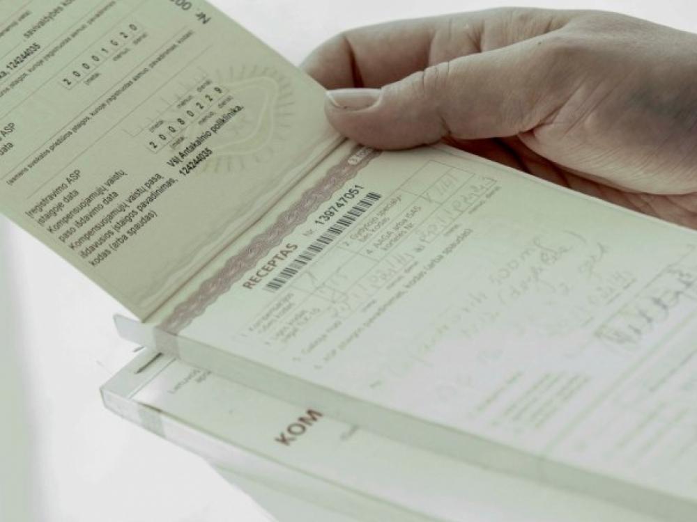 Lietuvoje pradedama kompensuoti daugiau inovatyvių vaistų