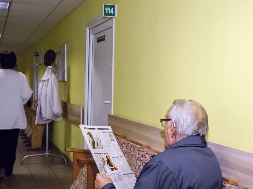 Ligoninėms siūlo uždrausti mokamas konsultacijas